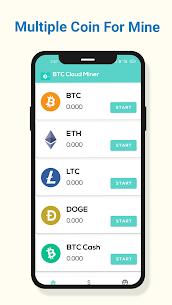 BTC Cloud Miner Pro Apk – Free Mobile Bitcoin Mining Pro APK ** 2021 NEW 2