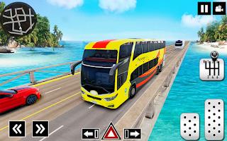 Coach Bus Driving - Bus Games