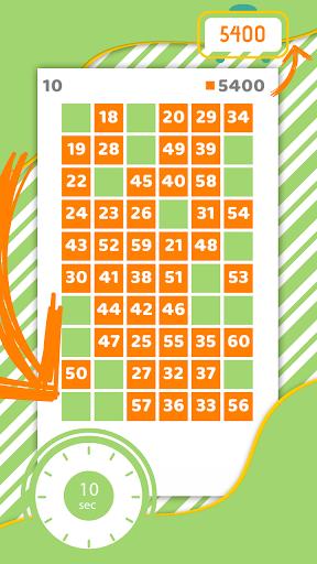 count 60 - fun relax game screenshot 3