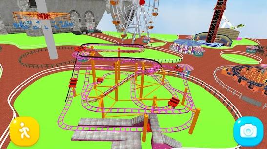 Reina Theme Park Mod Apk (No Ads) 2