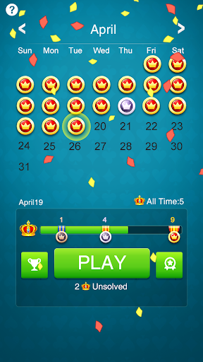 Solitaire: Daily Challenges  screenshots 19