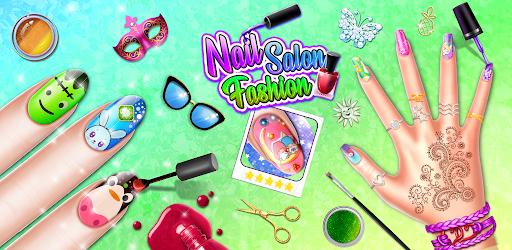 Nail Salon Fashion - Perfect Makeover Game 1.4 screenshots 1