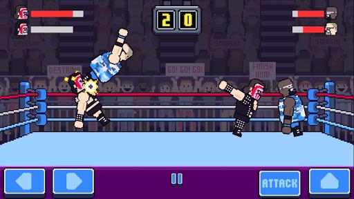 Rowdy Wrestling 1.1.5 screenshots 2