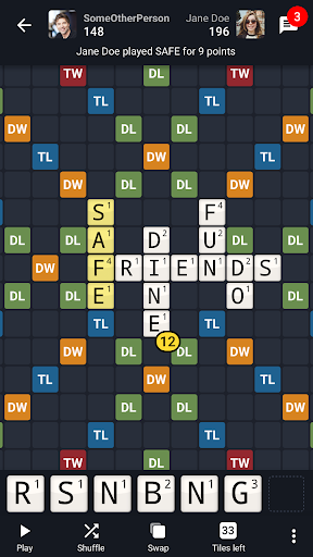 Wordfeud Free 3.2.13 Screenshots 5