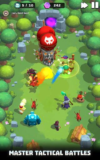 Pocket Legion: Roguelike Battle 0.2.74 screenshots 7