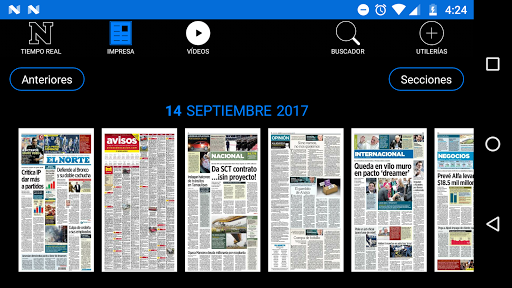 EL NORTE 3.6.1 screenshots 3