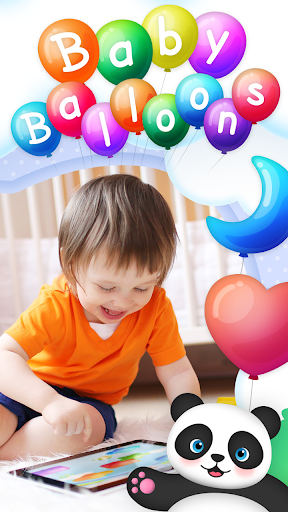 Baby Balloons pop apklade screenshots 1