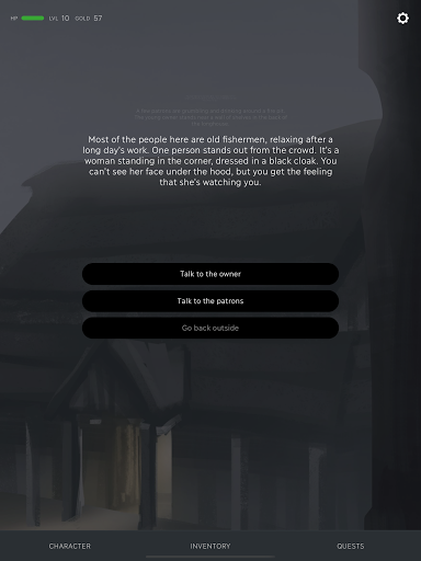 Untold RPG - Text Adventure  screenshots 20