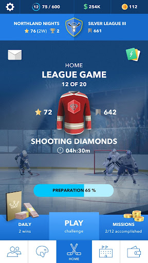 World Hockey Manager 2021  screenshots 3