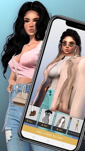 IMVU:3D avatars and real friendships  Pc-softi 1