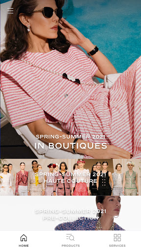 Foto do Chanel Fashion