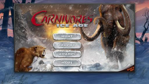 Carnivores: Ice Age apktreat screenshots 1