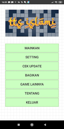 TTS Islami - Teka Teki Silang Offline 1.8 screenshots 8