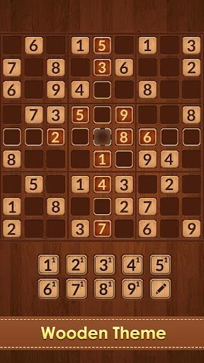 Sudoku Numbers Puzzle 4.7.71 screenshots 7