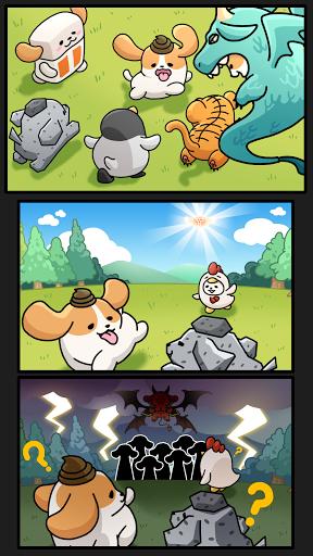 Brave Puppy : Puppy Raising 1.18.0 screenshots 13