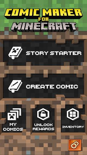 Comic Maker for Minecraft 1.16 Screenshots 3