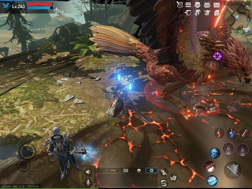 Lineage 2: Revolution 1.25.10 screenshots 12