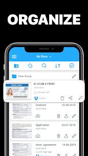 Scanner App To PDF – TapScanner Mod Apk (Premium Unlocked) 6