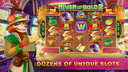 SlotoTerra - Classic Vegas Slot Casino apkpoly screenshots 4