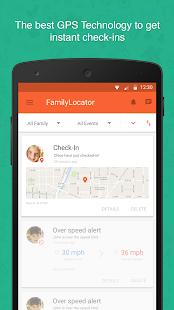 Zoemob Family Locator 4.75 Screenshots 4