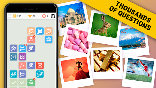 Free Trivia Game. Questions & Answers. QuizzLand. 2.0.201 screenshots 10