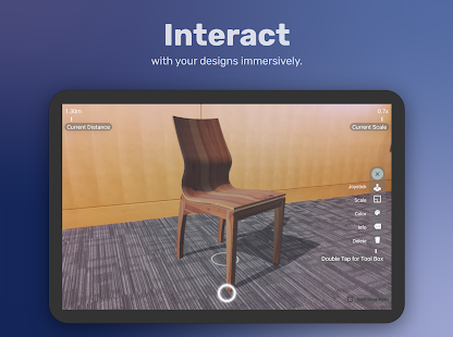 Download Vusar - Design Visualization for 3D CAD in AR For PC Windows and Mac apk screenshot 11