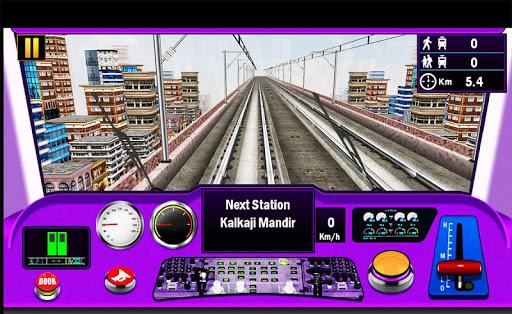 Indian Metro Train Simulator 1.15 screenshots 3