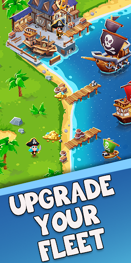 Idle Pirate Tycoon 0.23.1 screenshots 2