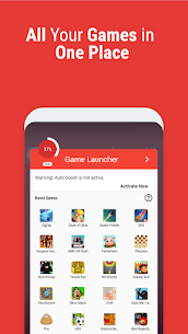 Game Booster | Launcher – Faster amp  Smoother Games Apk Download NEW 2021 5