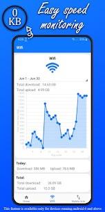Current Internet Usage Speed & Data Counter 1.7 Apk 1
