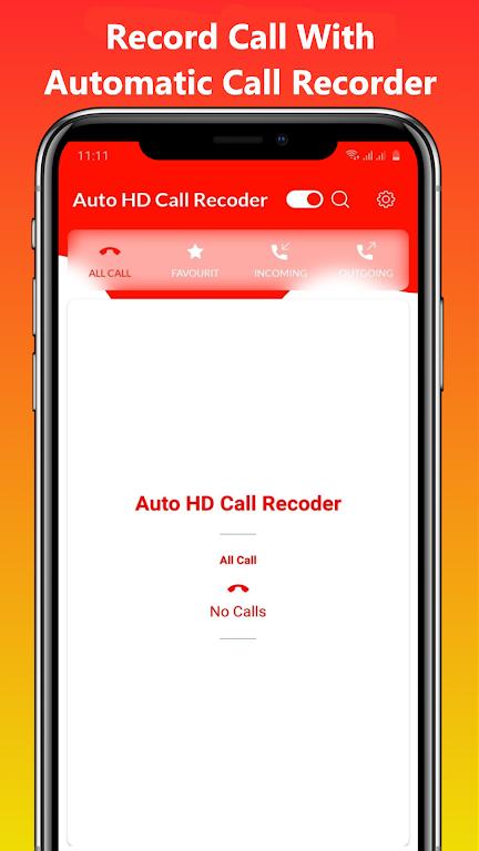 Auto HD Call Recorder Pro  poster 2