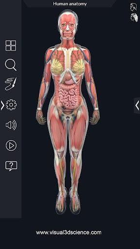 Human Anatomy  Paidproapk.com 4
