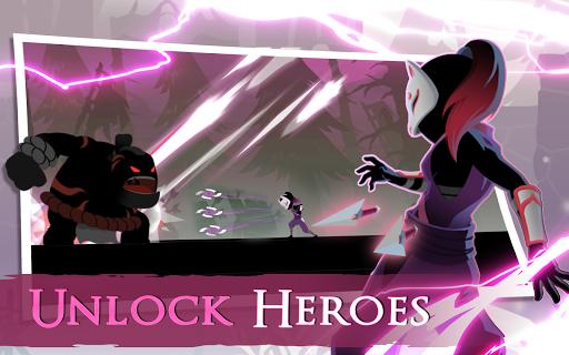 Stickman Revenge u2014 Supreme Ninja Roguelike Game 0.8.2 screenshots 11