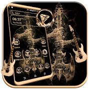 Guitar Demon Launcher Theme