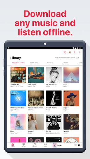 Apple Music apktram screenshots 8