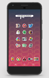 Vinilo IconPack Screenshot
