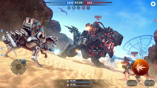 Jurassic Monster World: Dinosaur War 3D FPS modavailable screenshots 3