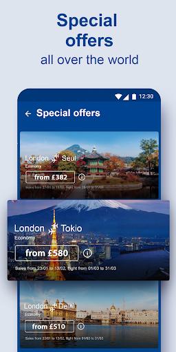 Aeroflot u2013 buy air tickets online 4.4.0.606 Screenshots 6