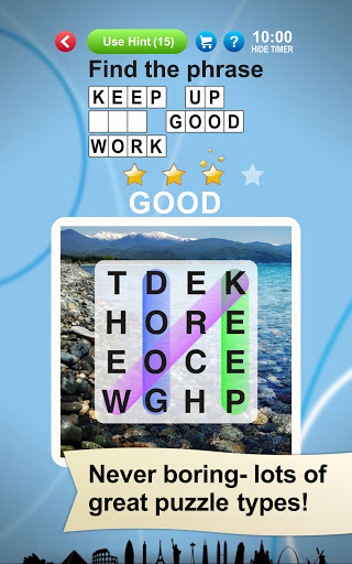 Word Search World Traveler 1.16.1 screenshots 7