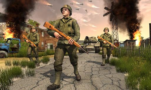 frontline world war 2 survival fps grand shooting screenshot 3