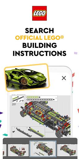 LEGO® Building Instructions  screenshots 1