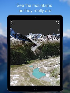Relief Maps – 3D GPS Hiking | Trail Running | Ski 6