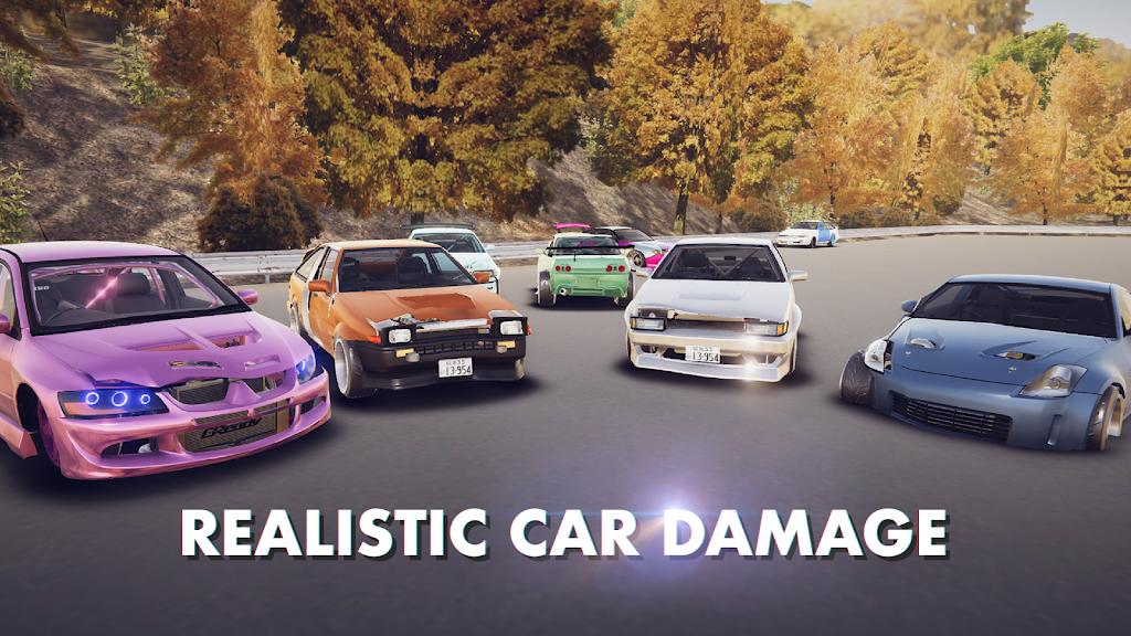 Hashiriya Drifter Online Drift Racing Multiplayer MOD poster 4