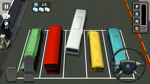 Bus Parking King 1.0.9 screenshots 12