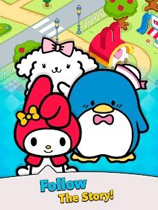 Hello Kitty – Merge Town 12