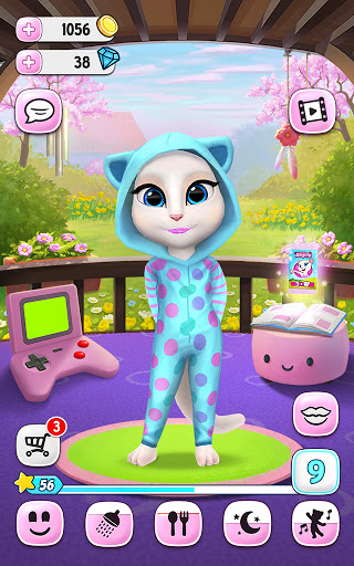 My Talking Angela 5.2.0.1482 screenshots 10