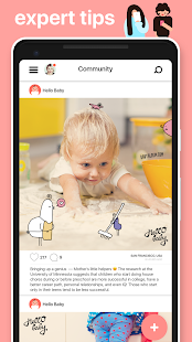 Hello Baby: Parenting app for best baby moments 1.8.13 Screenshots 2