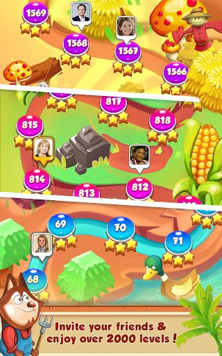 Bubble Shooter - Bubbles Farmer Game  screenshots 14