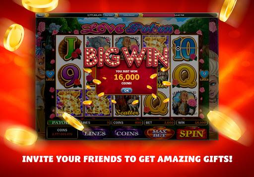 Clickfun Casino Slots 2.1.2 screenshots 9