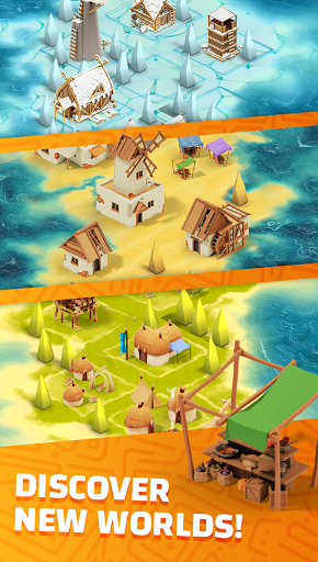 Idle Islands Empire: Idle Clicker Building Tycoon screenshots 2